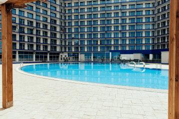 1-комн. квартира, 40 кв.м. на 4 человека, Парковая улица, 7, Севастополь - Фотография 2