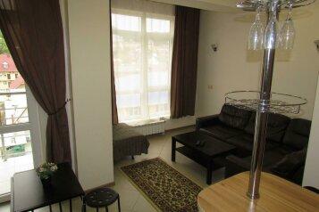 1-комн. квартира, 25 кв.м. на 4 человека, улица Просвещения, 148, Адлер - Фотография 1