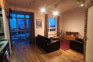 2-комн. квартира, 46 кв.м. на 6 человек, улица Конституции, 15, Новороссийск - Фотография 1