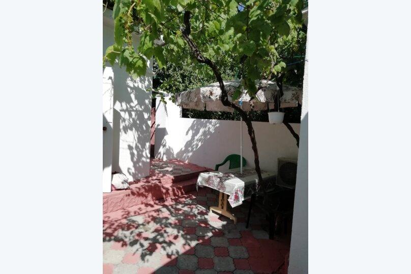 Сдаю дом   под   ключ, 45 кв.м. на 6 человек, 2 спальни, Таврическая улица, 12, Алушта - Фотография 14
