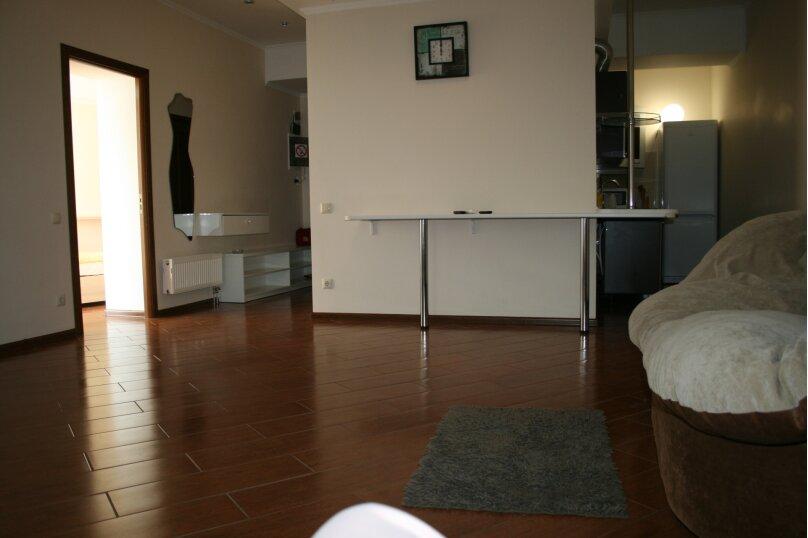 2-комн. квартира, 70 кв.м. на 6 человек, Прибрежная, 7, Партенит - Фотография 6