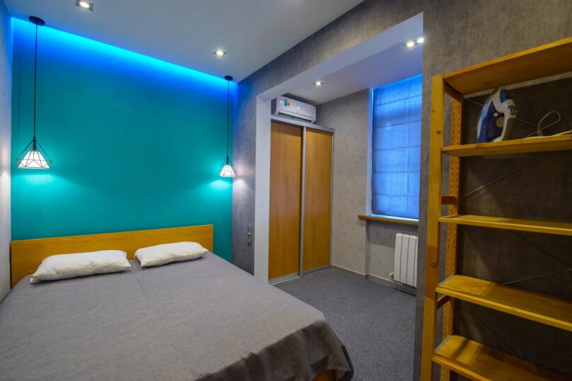 2-комн. квартира, 60 кв.м. на 6 человек, улица Карла Маркса, 17, Новороссийск - Фотография 10