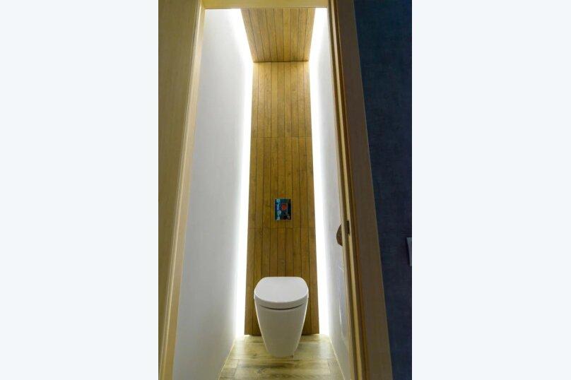 2-комн. квартира, 60 кв.м. на 6 человек, улица Карла Маркса, 17, Новороссийск - Фотография 11