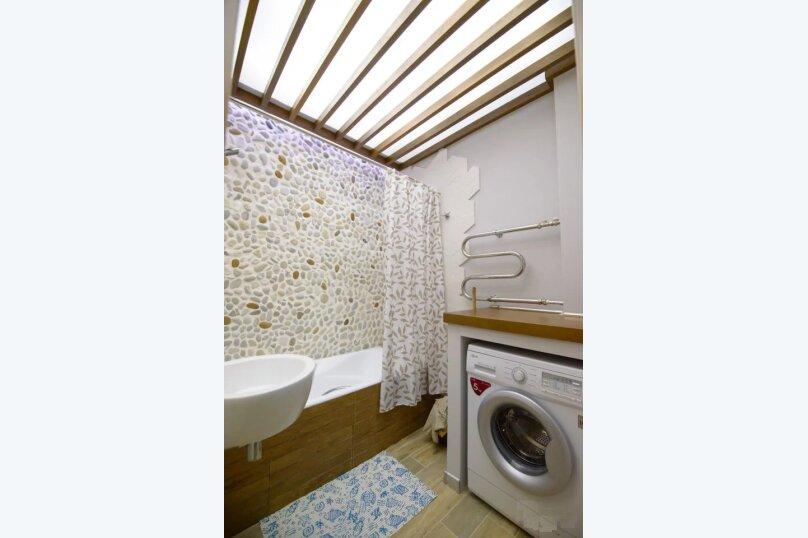 2-комн. квартира, 60 кв.м. на 6 человек, улица Карла Маркса, 17, Новороссийск - Фотография 12