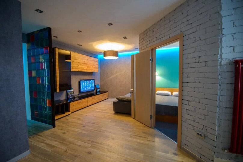 2-комн. квартира, 60 кв.м. на 6 человек, улица Карла Маркса, 17, Новороссийск - Фотография 13