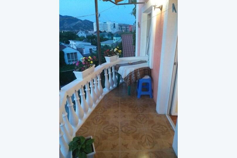 Дом, 72 кв.м. на 6 человек, 3 спальни, Виноградная улица, 6, Судак - Фотография 1