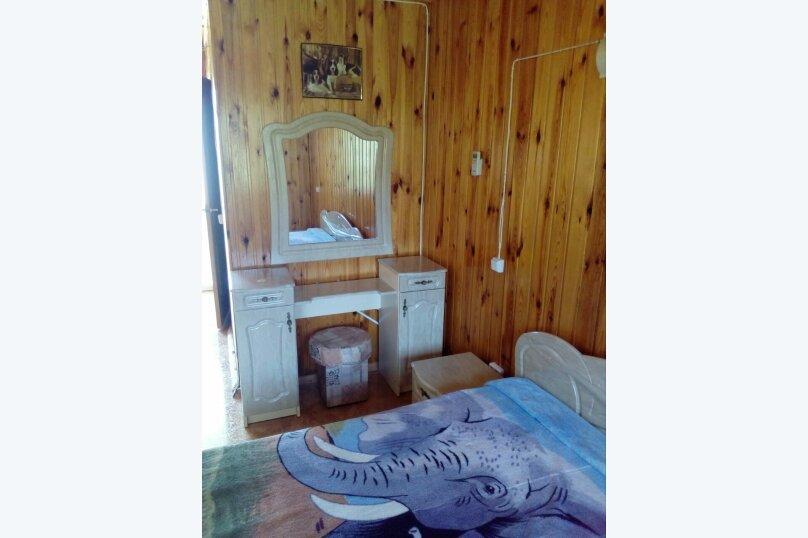 Двухместный номер люкс с видом на горы, Горького, 25Б, село Приветное - Фотография 1