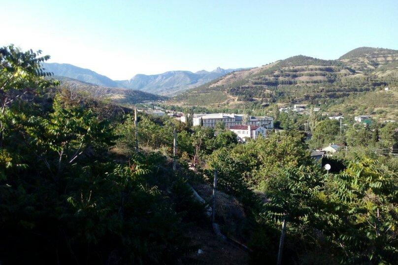 Трехместный номер люкс с видом на горы , Горького, 25Б, село Приветное - Фотография 2