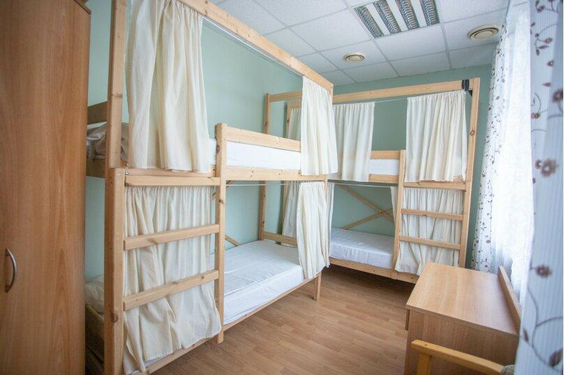 Спальное место в женском  номере с 2 двухъярусными кроватями, улица Шевченко, 73, Анапа - Фотография 1