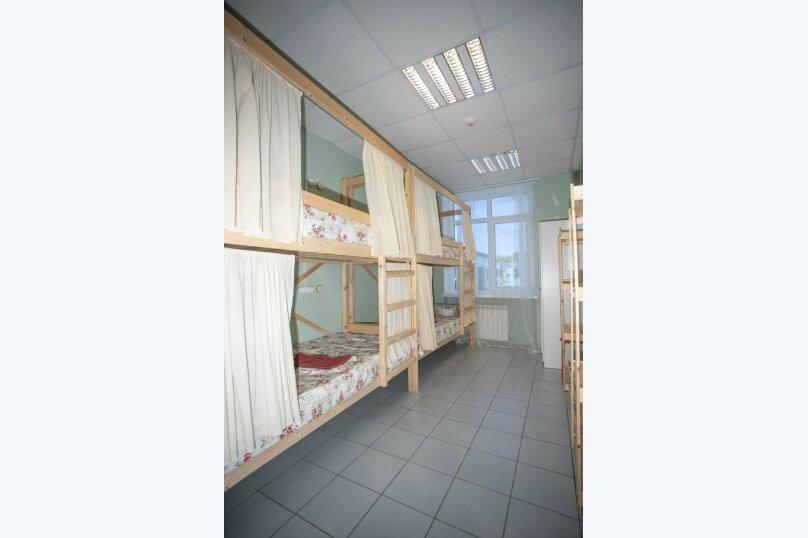 Спальное место в мужском номере с 2 двухъярусными кроватями, улица Шевченко, 73, Анапа - Фотография 1