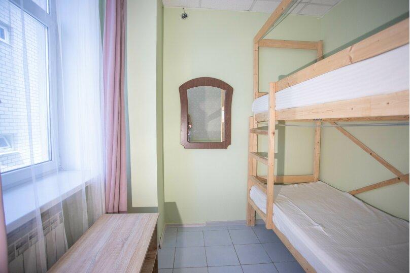 Спальное место в номере с 1 двухъярусной кроватью, улица Шевченко, 73, Анапа - Фотография 1