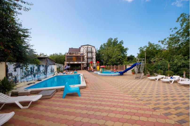 Дом для отдыха с 2 бассейнами , 60 кв.м. на 8 человек, 1 спальня, улица Островского, 56, Геленджик - Фотография 25