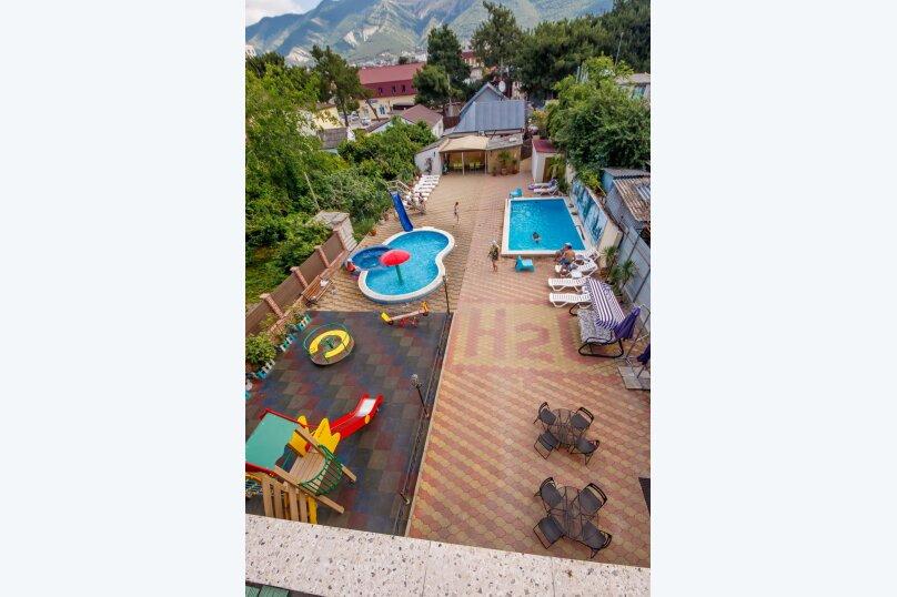 Дом для отдыха с 2 бассейнами , 60 кв.м. на 8 человек, 1 спальня, улица Островского, 56, Геленджик - Фотография 27