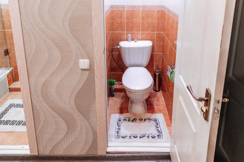 1-комн. квартира, 42 кв.м. на 4 человека, улица Лазарева, 42, Лазаревское - Фотография 8