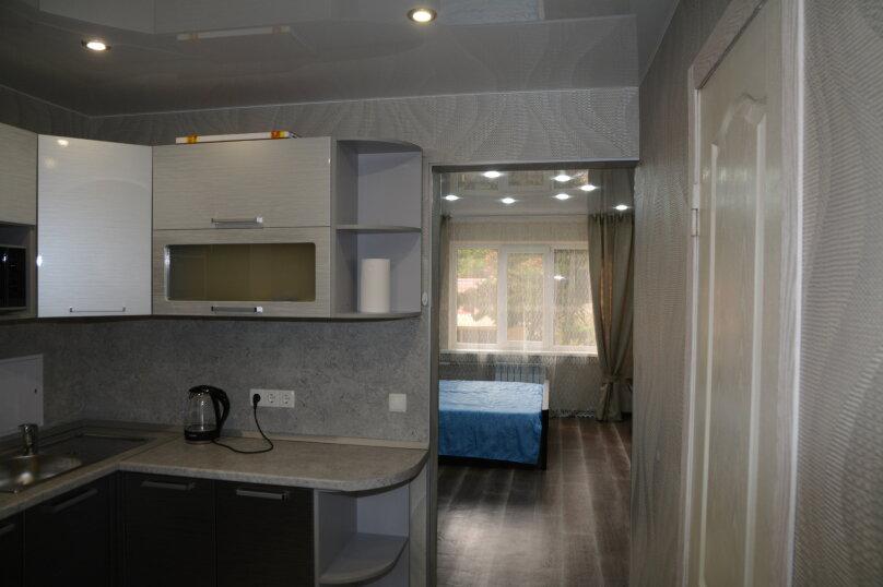 1-комн. квартира, 42 кв.м. на 4 человека, улица Лазарева, 42, Лазаревское - Фотография 13