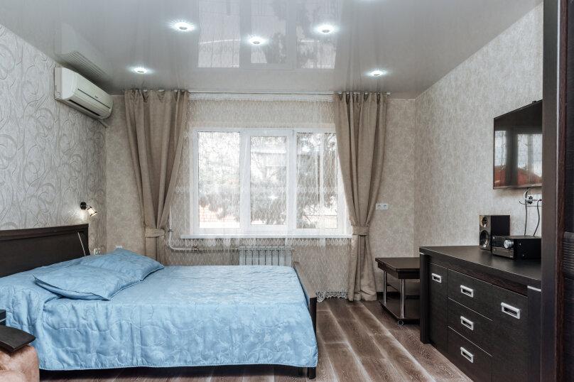 1-комн. квартира, 42 кв.м. на 4 человека, улица Лазарева, 42, Лазаревское - Фотография 1