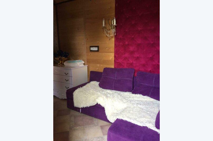 Небольшой домик с отдельным двориком и со своей кухней на 3-4 человека, 20 кв.м. на 4 человека, 1 спальня, Хвойная улица, 63, Лазаревское - Фотография 5