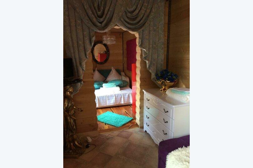 Небольшой домик с отдельным двориком и со своей кухней на 3-4 человека, 20 кв.м. на 4 человека, 1 спальня, Хвойная улица, 63, Лазаревское - Фотография 6