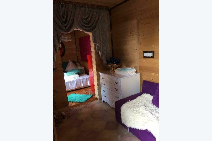 Небольшой домик с отдельным двориком и со своей кухней на 3-4 человека, 20 кв.м. на 4 человека, 1 спальня, Хвойная улица, 63, Лазаревское - Фотография 8