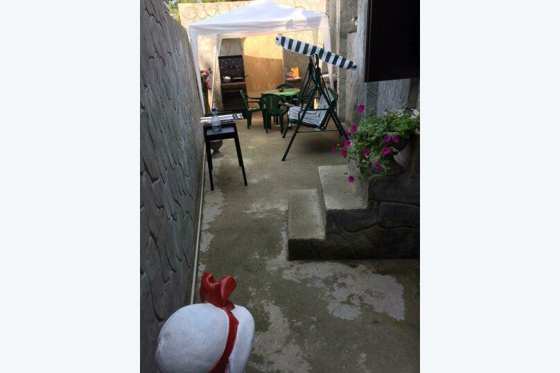 Небольшой домик с отдельным двориком и со своей кухней на 3-4 человека, 20 кв.м. на 4 человека, 1 спальня, Хвойная улица, 63, Лазаревское - Фотография 10