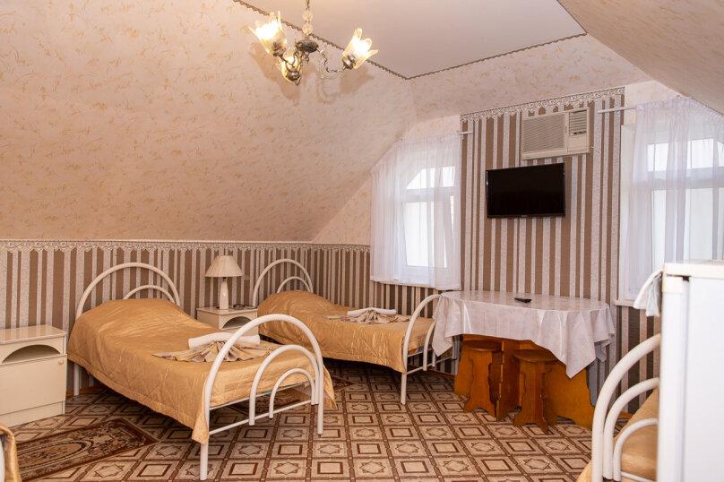 2-комн. квартира, 60 кв.м. на 7 человек, улица Островского, 24, Анапа - Фотография 11