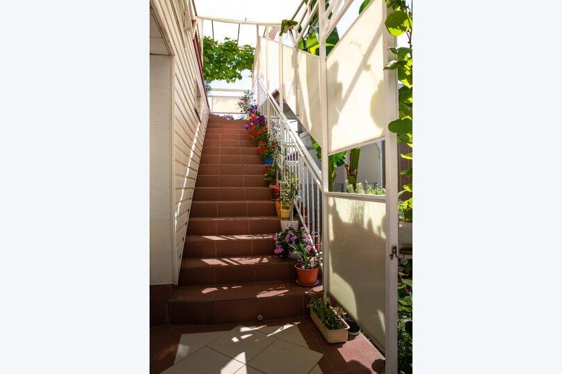 2-комн. квартира, 60 кв.м. на 7 человек, улица Островского, 24, Анапа - Фотография 12
