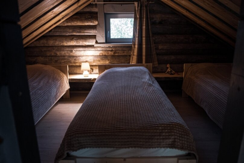 Дом, 65 кв.м. на 5 человек, 2 спальни, Ёршнаволок, 38, Пряжа - Фотография 39