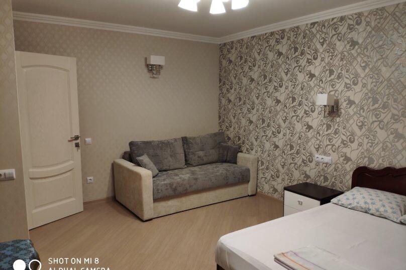 1-комн. квартира, 45 кв.м. на 4 человека, Предгорный переулок, 10, Мисхор - Фотография 1