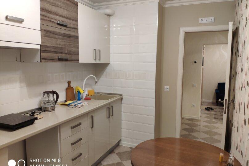 1-комн. квартира, 45 кв.м. на 4 человека, Предгорный переулок, 10, Мисхор - Фотография 6