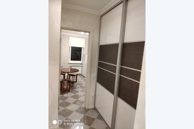 1-комн. квартира, 45 кв.м. на 4 человека, Предгорный переулок, 10, Мисхор - Фотография 8