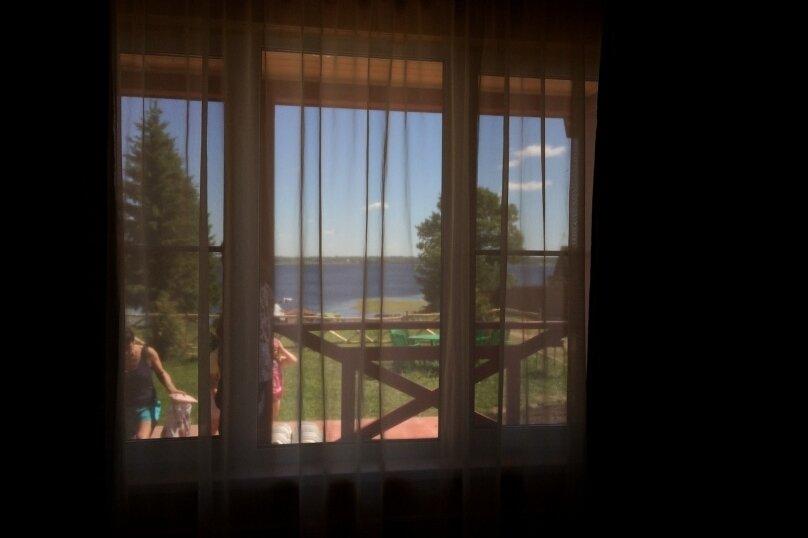 Дом с баней и лодками, 60 кв.м. на 6 человек, 2 спальни, деревня Могилево, 37, Осташков - Фотография 10