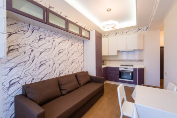 2-комн. квартира, 42 кв.м. на 4 человека, улица Дмитриевой, 2А, Сочи - Фотография 3