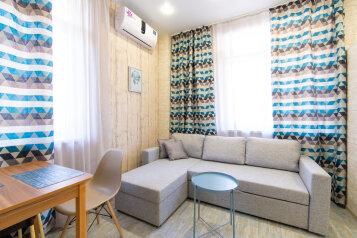 2-комн. квартира, 40 кв.м. на 4 человека, Хадыженская улица, 65А, Сочи - Фотография 1