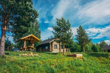Дом, 65 кв.м. на 5 человек, 2 спальни, Ёршнаволок, 38, Пряжа - Фотография 1