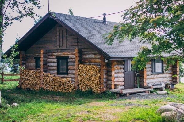 Первый дом, 64 кв.м. на 5 человек, 2 спальни
