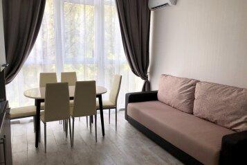 2-комн. квартира, 70 кв.м. на 8 человек, Туристическая улица, 4Гк4, Геленджик - Фотография 4