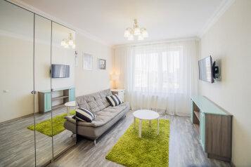 1-комн. квартира, 43 кв.м. на 4 человека, Кременчугская улица, 9к1, Санкт-Петербург - Фотография 4