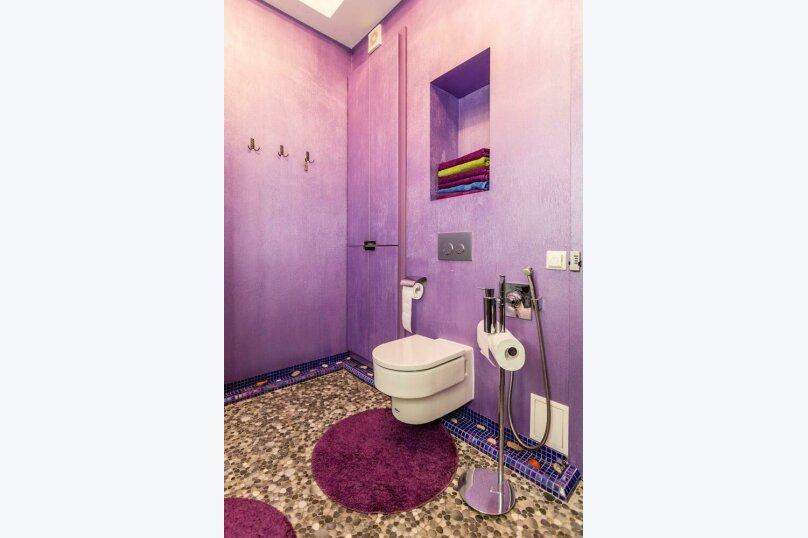 3-комн. квартира, 110 кв.м. на 5 человек, набережная Пушкина, 5б, Гурзуф - Фотография 6
