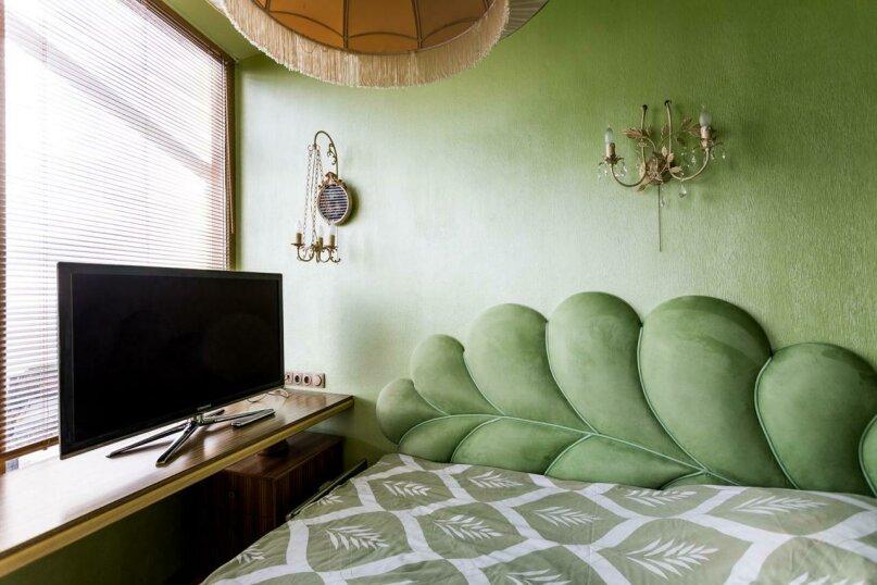 3-комн. квартира, 110 кв.м. на 5 человек, набережная Пушкина, 5б, Гурзуф - Фотография 11
