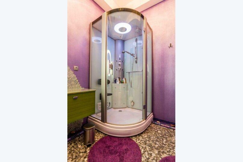 3-комн. квартира, 110 кв.м. на 5 человек, набережная Пушкина, 5б, Гурзуф - Фотография 12