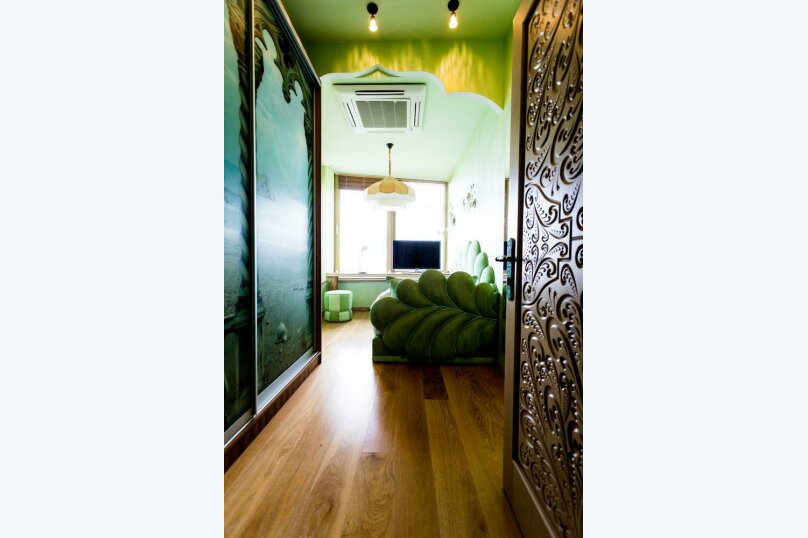 3-комн. квартира, 110 кв.м. на 5 человек, набережная Пушкина, 5б, Гурзуф - Фотография 14