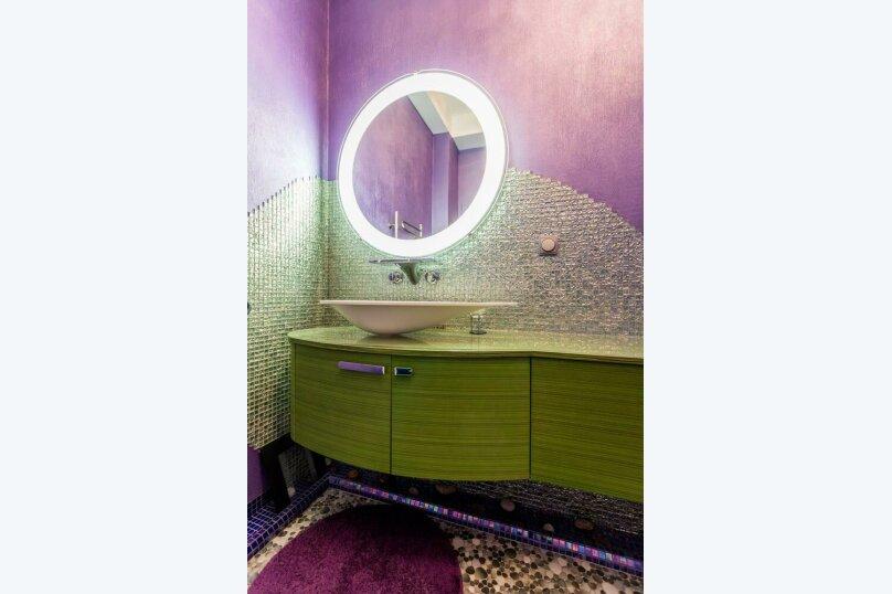 3-комн. квартира, 110 кв.м. на 5 человек, набережная Пушкина, 5б, Гурзуф - Фотография 16