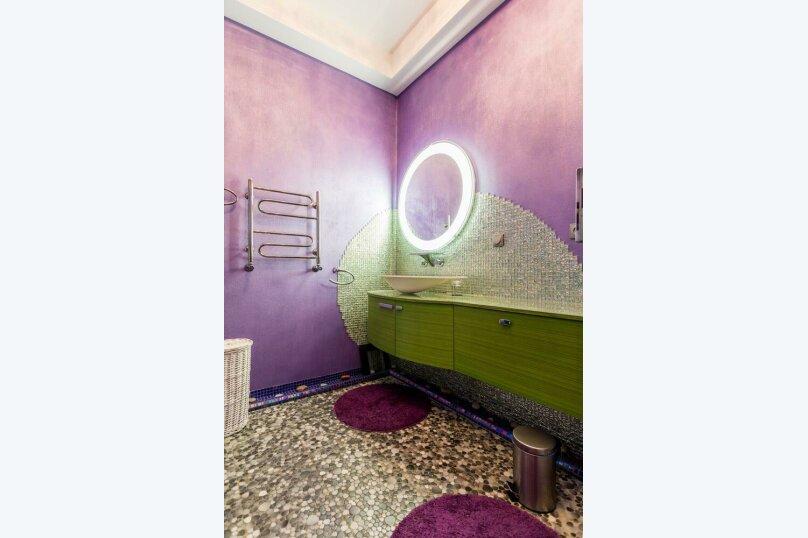 3-комн. квартира, 110 кв.м. на 5 человек, набережная Пушкина, 5б, Гурзуф - Фотография 18