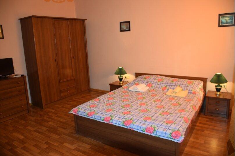 Комфорт 2-4х местн 1 этаж, Морская улица, 38, Поповка - Фотография 1