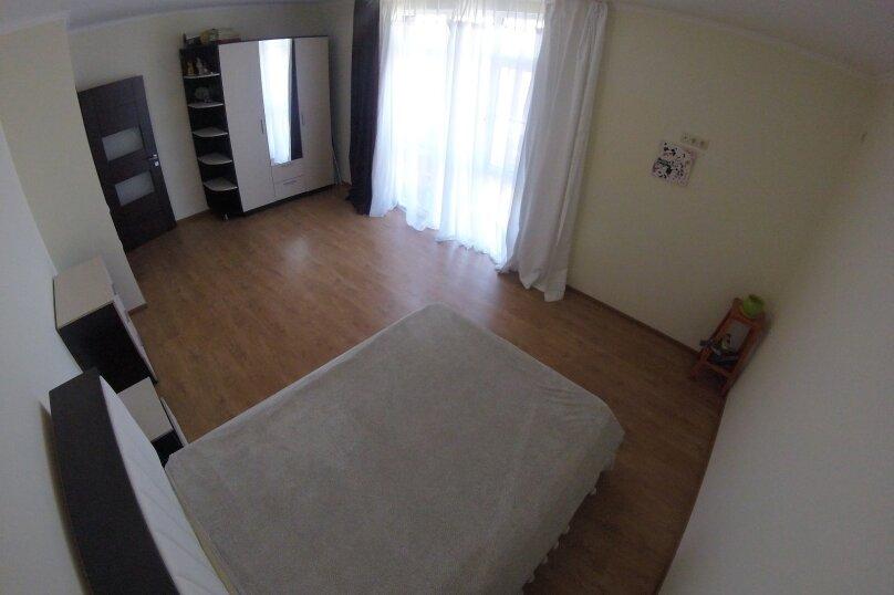 2-комн. квартира, 52 кв.м. на 4 человека, улица Азалий, 17А, Лазаревское - Фотография 4
