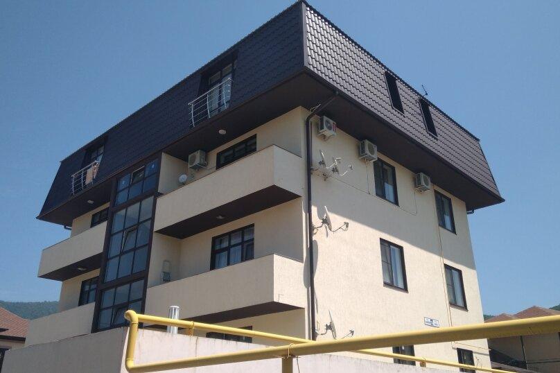 2-комн. квартира, 52 кв.м. на 4 человека, улица Азалий, 17А, Лазаревское - Фотография 8