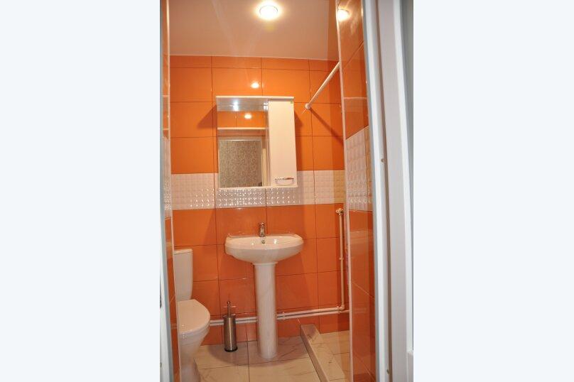 Одна комнатный на 3- 4человек , 50 кв.м. на 4 человека, 1 спальня,  Морское  ул. Озен-Бою   п. 3, д. 1,  ,    п. 3, д. 1, , Морское - Фотография 5