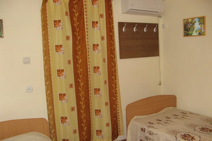 Дом, 21 кв.м. на 5 человек, 2 спальни, Октябрьская улица, 133, Ейск - Фотография 8