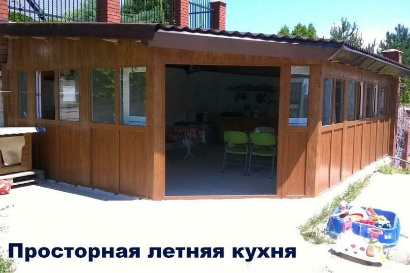 """Гостевой дом """"Ёжик"""", Кооперативная улица, 11 на 5 комнат - Фотография 8"""