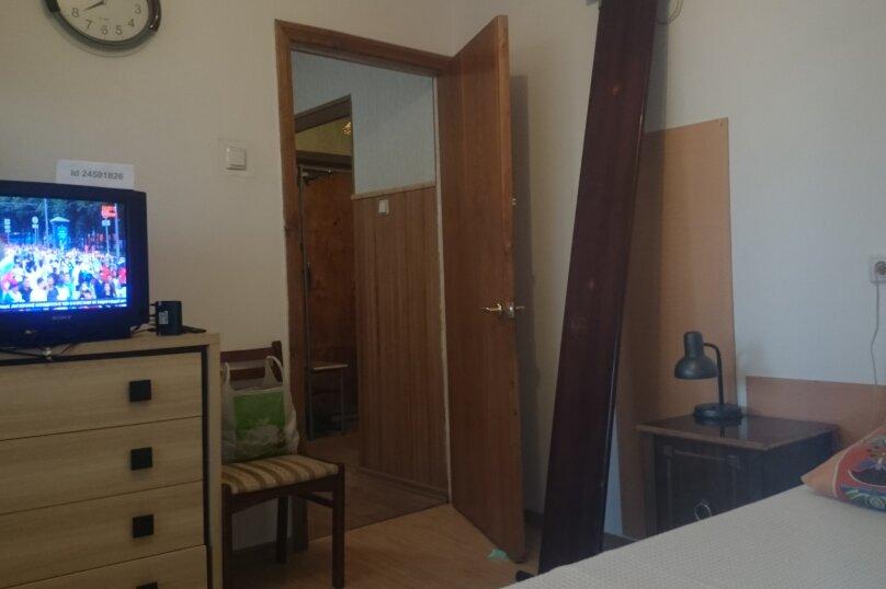 3-комн. квартира, 80 кв.м. на 8 человек, Михайловская улица, 23, Севастополь - Фотография 6